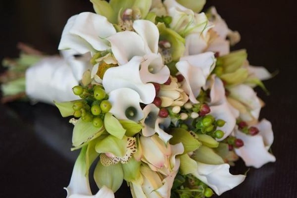 Elegant Effects in Floral Design - Bridal Bouquet