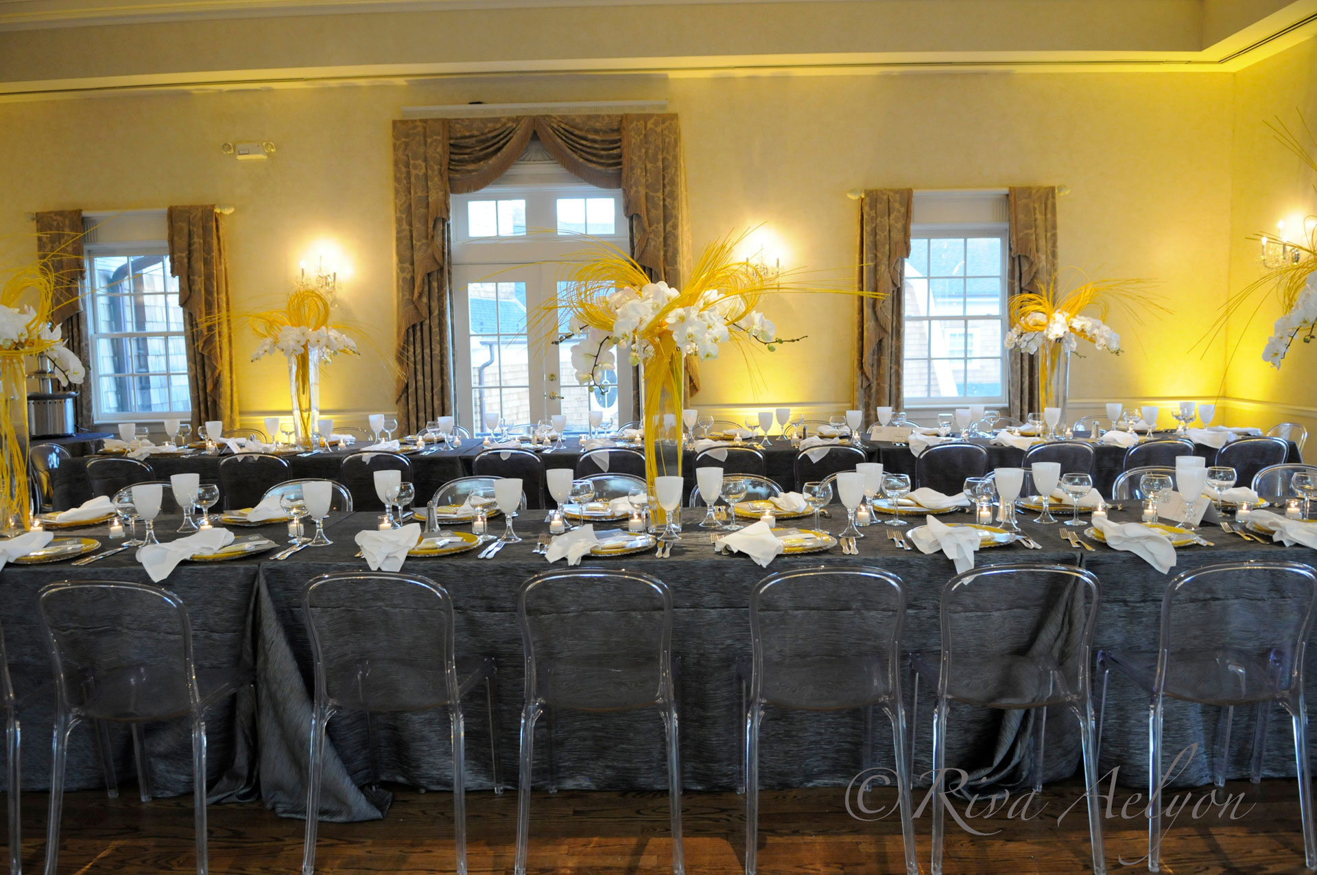 Elegant Effects in Floral Design - Bat Mitzvah Celebration