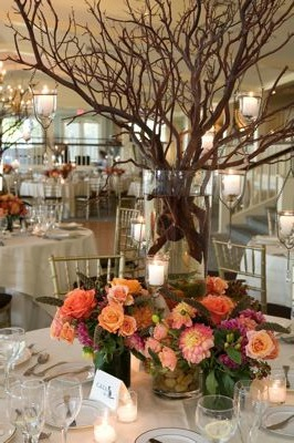 Elegant Effects in Floral Design - Inn at Longshore, Westport