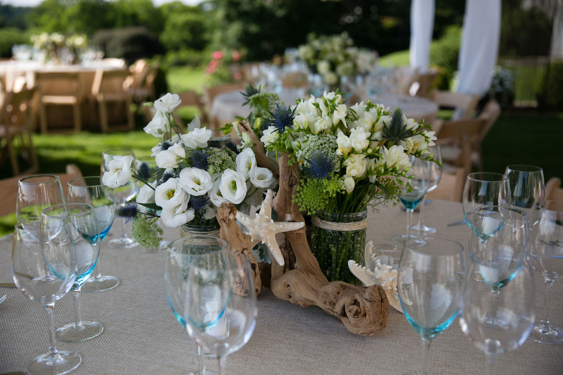 Elegant Effects in Floral Design - Rehearsal Dinner