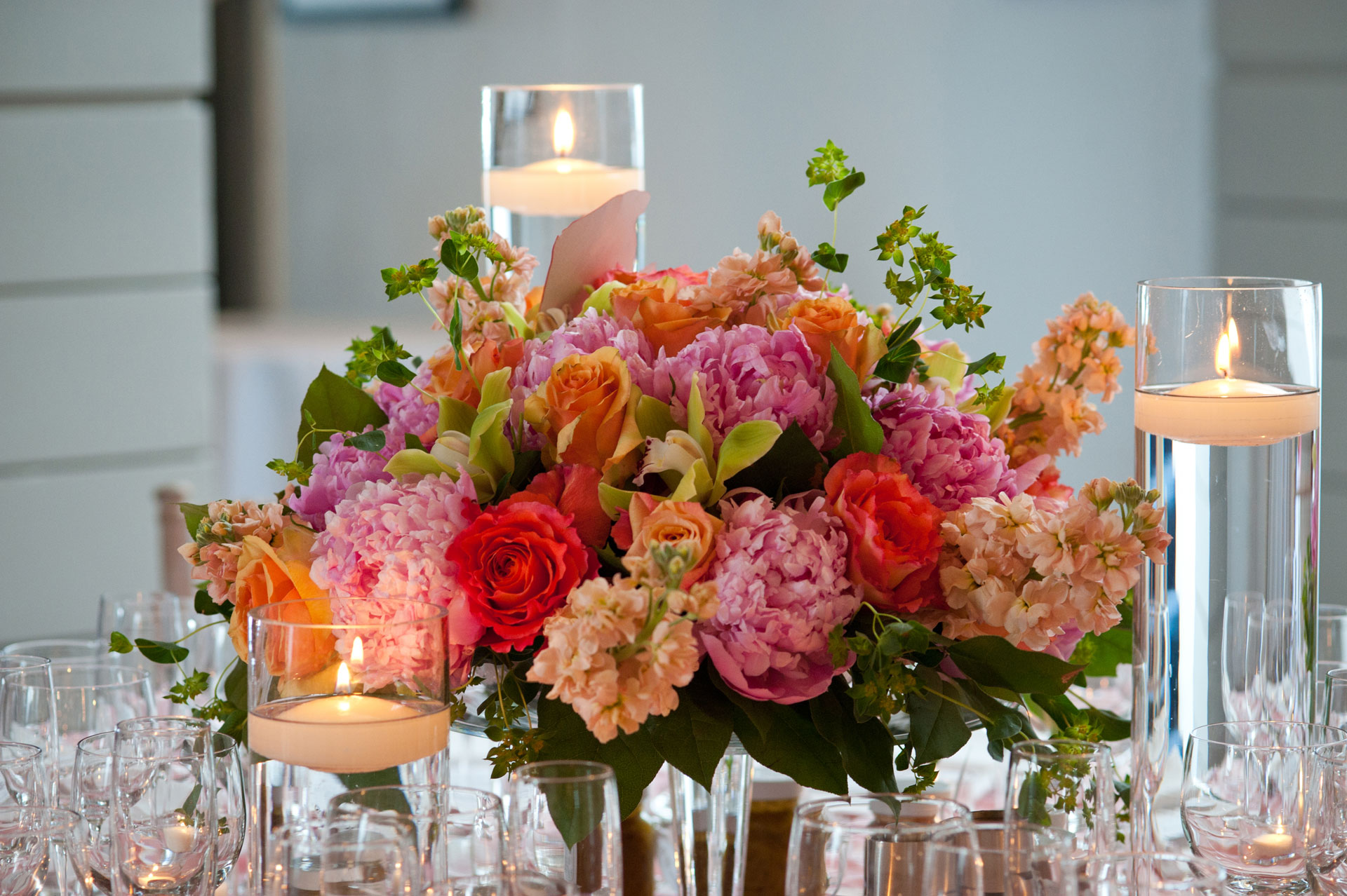 Elegant Effects in Floral Design - Tokeneke Beach Club, Darien