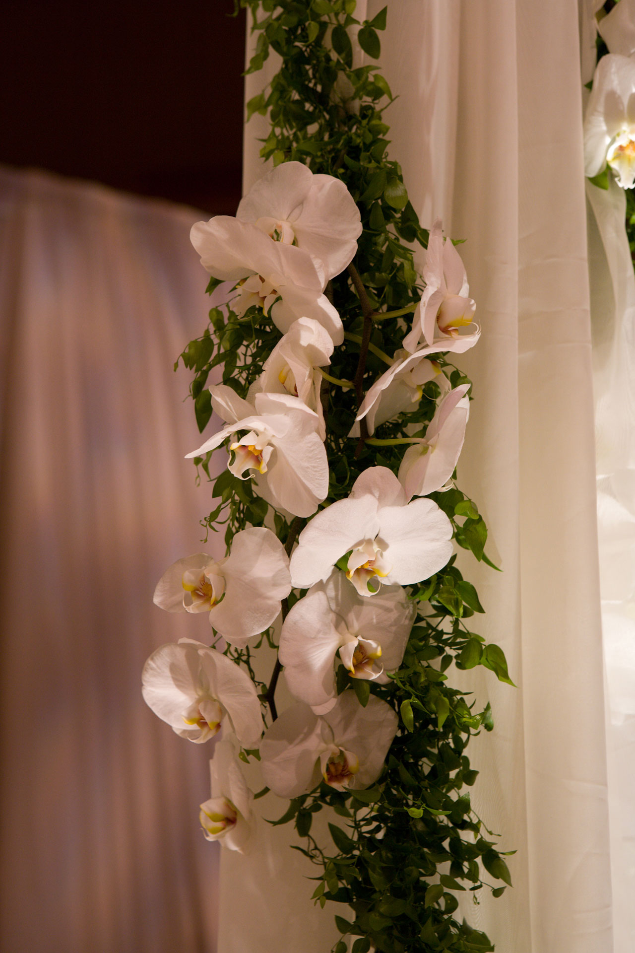 Elegant Effects in Floral Design - Chuppah NYC